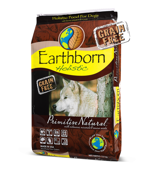 Earthborn Holistic® Primitive Natural™ 2.5kg