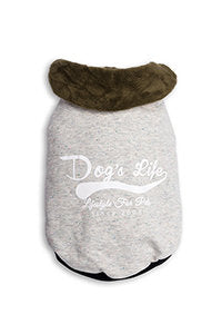 Dog's Life Retro Style Cape Dog Clothes