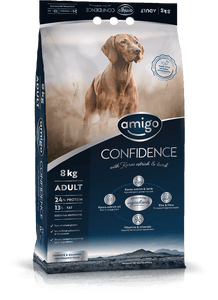 Amigo - Confidence Adult Dog Food 20kg