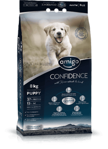 Amigo - CONFIDENCE Puppy Dog Food 4kg