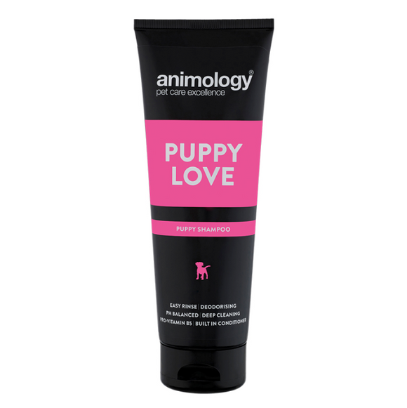 Animology Puppy Love Shampoo 250 ml
