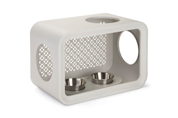 Beeztees Cat Cube Dinner - Dune Grey 2kg