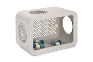 Beeztees Cat Cube Play - Dune Grey 2kg