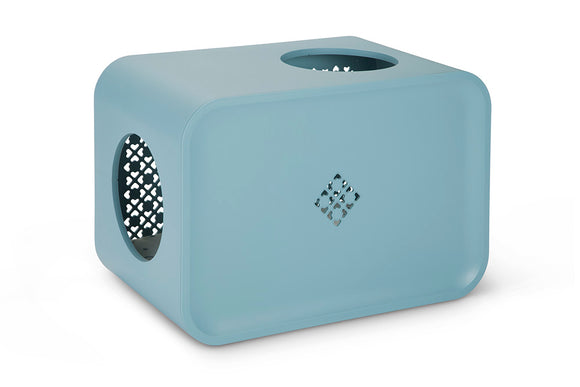 Beeztees Cat Cube Sleep - Stone Blue 2kg
