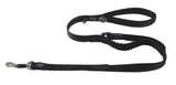 Rogz Utility Extra Large 25mm Lumberjack Long Control Lead, Black Reflective