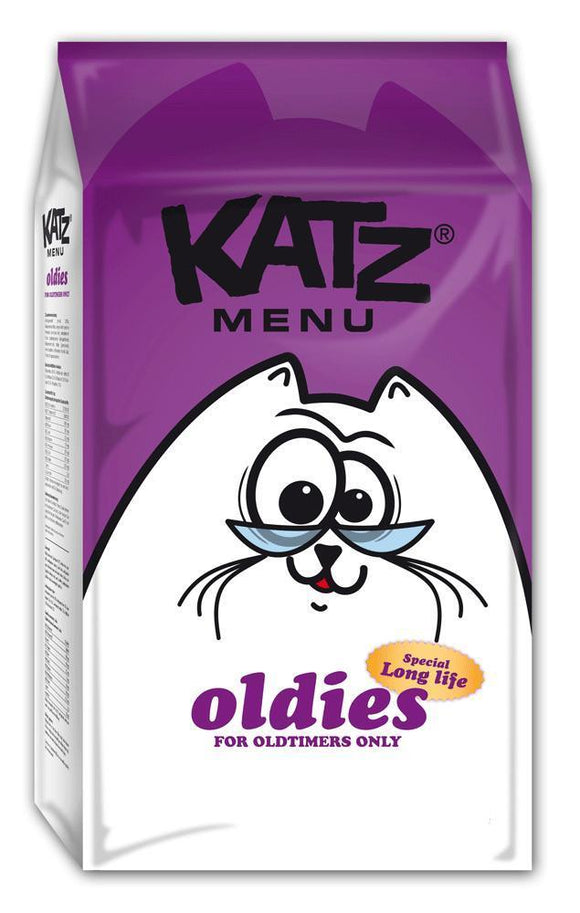 Katz Menu - Oldies (Long Life) 2kg