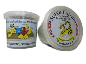 Kunduchi Super Catnip Powder Tub - Fine 30g
