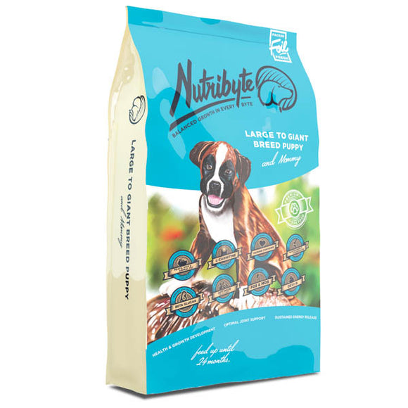 Nutribyte Large to Giant Puppy