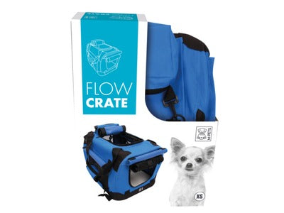M-Pets Flow Crate for Dogs - X-Small