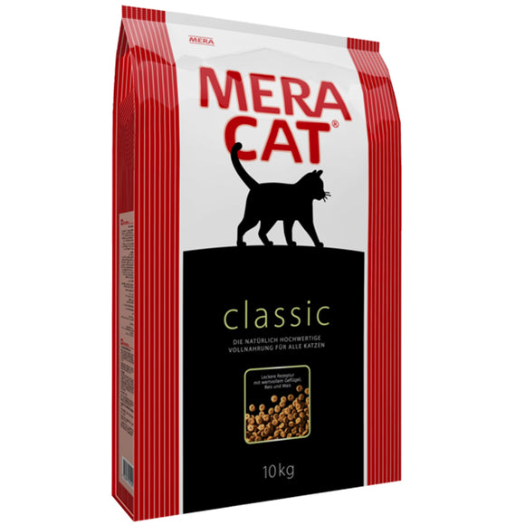 Meracat Classic – Adult and Senior Cat Food 10kg