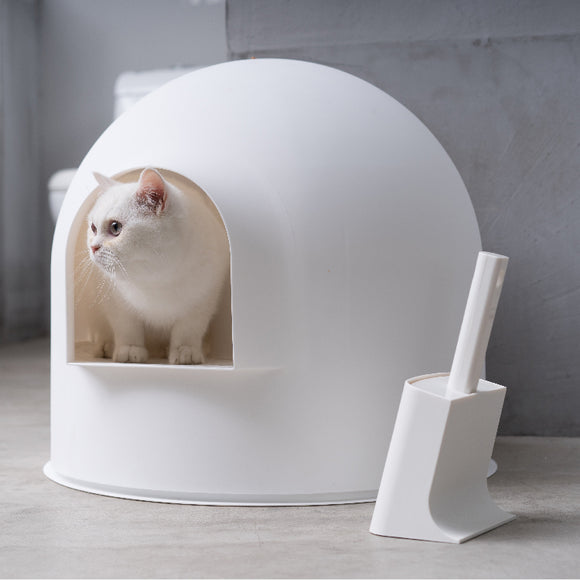 Pidan - Igloo Cat Litter Box