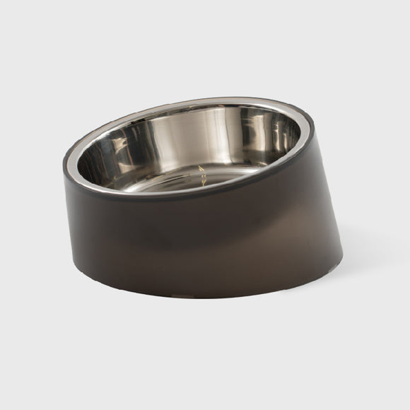 Pidan - Iceberg Pet Bowl for Dogs - Black
