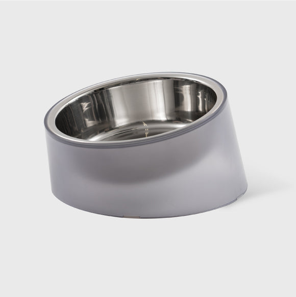 Pidan - Iceberg Pet Bowl for Dogs - Grey
