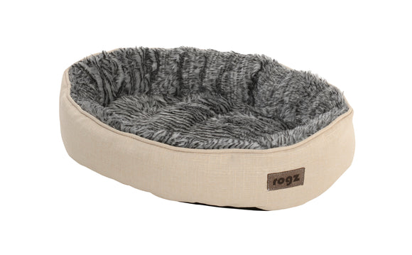 Rogz - Catz Cosy Pods Medium - Beige