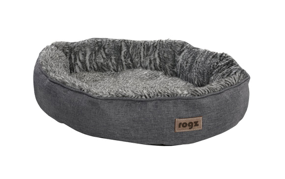 Rogz - Catz Cosy Pods Medium - Grey