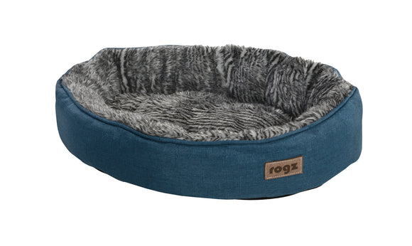 Rogz - Catz Cosy Pods Small - Navy