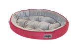 Rogz Cuddle Oval Cat Pod - Cat bed