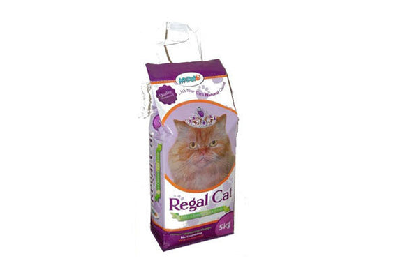 Regal Cat Clay Litter 5kg