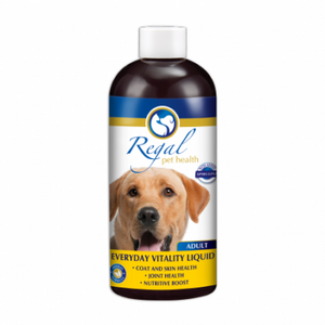 Regal Pet Health - Everyday Vitality Liquid for Adult Dogs (Beef)