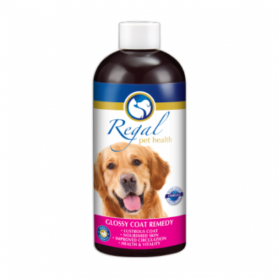 Regal Pet Health - Glossy Coat Remedy 400ml