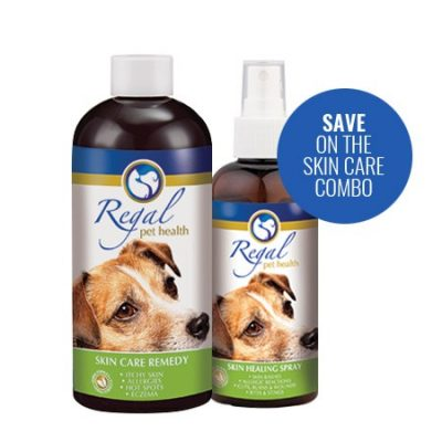 Regal Pet Health - Skincare Remedy & Health Combo