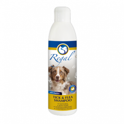 Regal Pet Health - Flea and Tick Shampoo 250ml