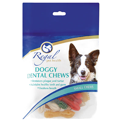 Regal Doggy Dental Chews - Small