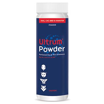 Ultrum Tick & Flea Powder 100g