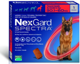 Nexgard Spectra Chewable Tablet  - Single pack
