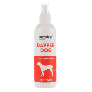 Animology Essential Dapper Dog Spray in Tutti Frutti
