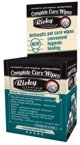 Ricky Litchfield Complete Care Wipes