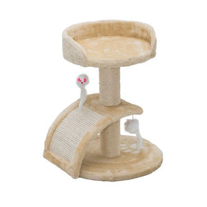 Cosmic Pets Pluto Cat Tree - Beige
