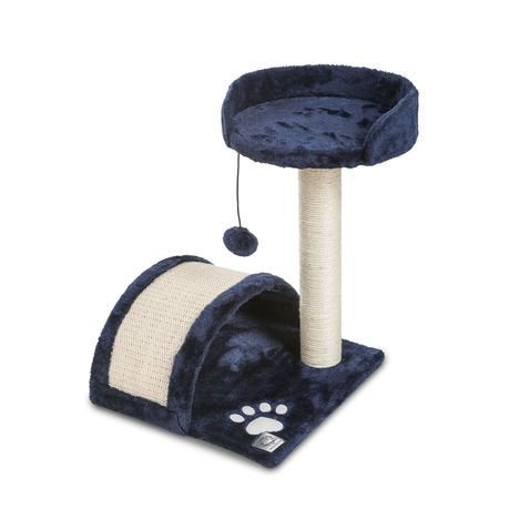 Cosmic Pets Phoenix Rising Cat Tree - Navy