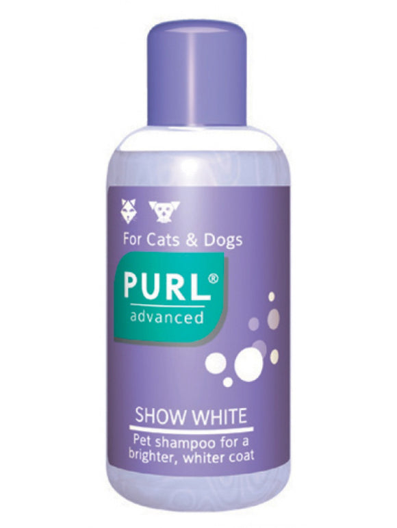 Kyron Labs - Purl Show White Shampoo for Cats & Dogs 250ml