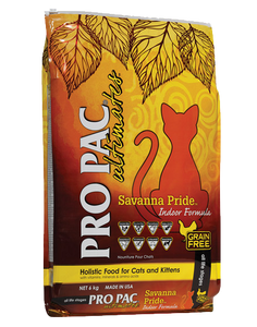 PRO PAC® Ultimates™ Savanna Pride™ Chicken & Peas 6kg
