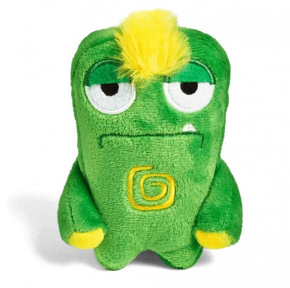 Alien Flex Plush Mini Gro Dog Toy