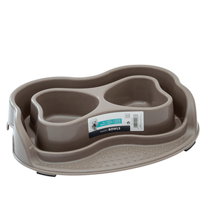 MPets Anti-Ant Cat and Dog bowl