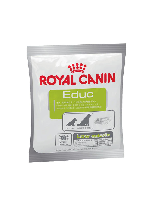 Royal Canin EDUC Dog Food Treat