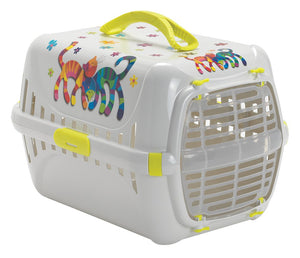 Pet Carrier - Friends Forever Trendy Runner - Lemon Yellow