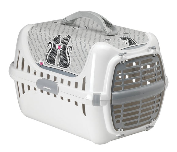 Pet Carrier - Cats In Love Trendy Runner