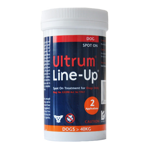 Ultrum Line-Up - X Large (Dogs >40kg) - Orange