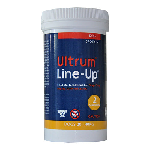 Ultrum Line-Up - Large (Dogs 20kg-40kg) - Yellow