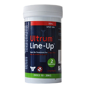 Ultrum Line-Up - Medium (Dogs 10kg-20kg) - Green