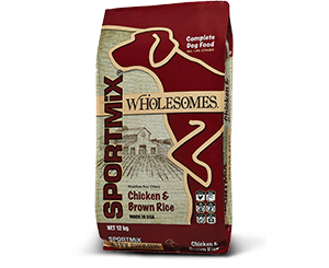 Wholesomes™ Chicken & Brown Rice 12kg