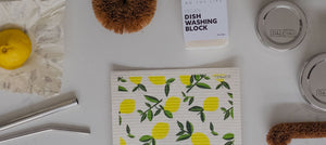 Shop our plastic free collection. We carry great alternatives to plastic products used in the kitchen. Dish washing blocks, cellulose sponges, coconut scourers, stainless steel containers, food wraps and so much more.