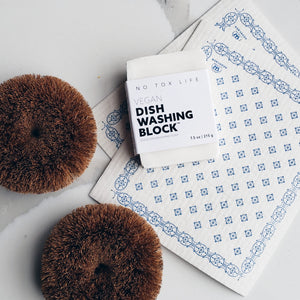 Dish Washing Bundle from Ample + Good