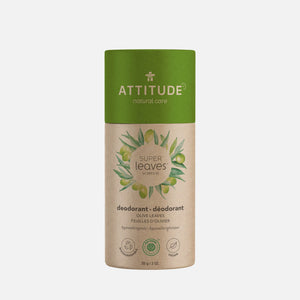 Deodorant Stick - Olive Leaves from Attitude