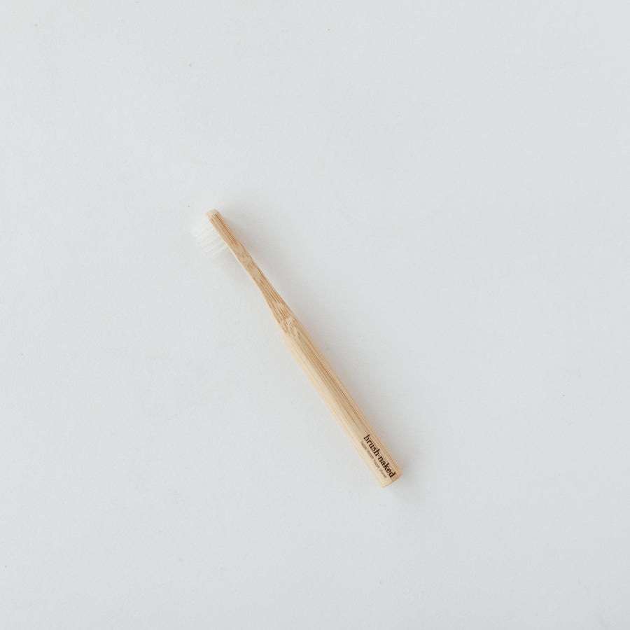 Bamboo toothbrush - Kids from Brush Naked