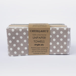Unpaper Towels - Pebble Beach from Cheeks Ahoy