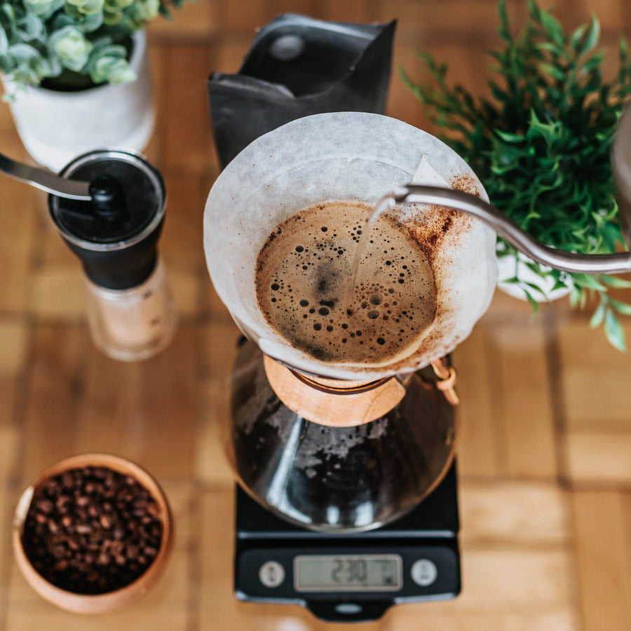 Six Cup Classic Coffeemaker from Chemex